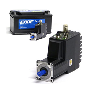JVL - 12-48VDC 400W Integrated Servo Motor is Available