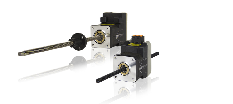 Attuatori Lineari con Elettronica Integrata - MDrive Actuators
