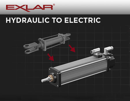 Video: Benefits of Migrating from Hydraulic Cylinders to Electric Actuation