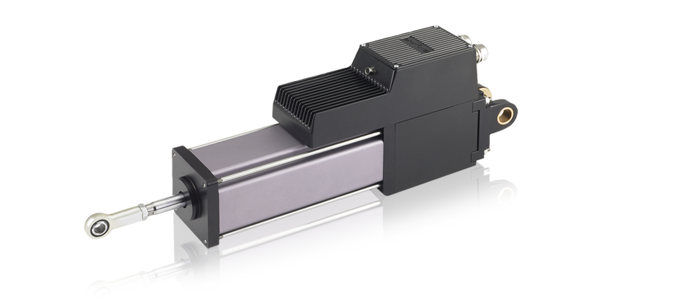 Linear Actuators with Integrated Drive - TDM  / TDX / T2M / T2X