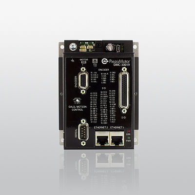 PiezoMotor Introduces the Galil Single-Axis Controller DMC-30019, Compatible with Piezo LEGS® Product Line