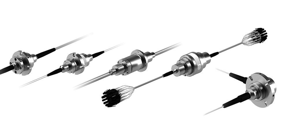 Fiber Optic Rotary Joint - FORJ Series