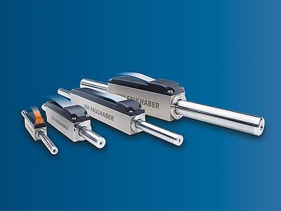 Nuovo Micromotore Lineare LM 1483